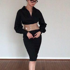 (Sportmax) Little Black Dress